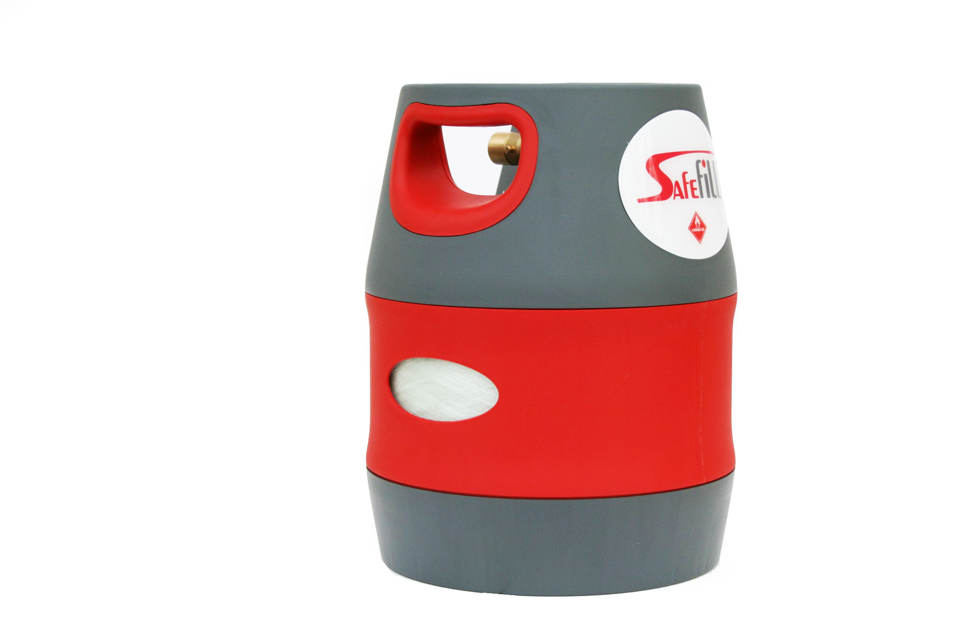 Safefill 5 kg refillable Propane cylinder