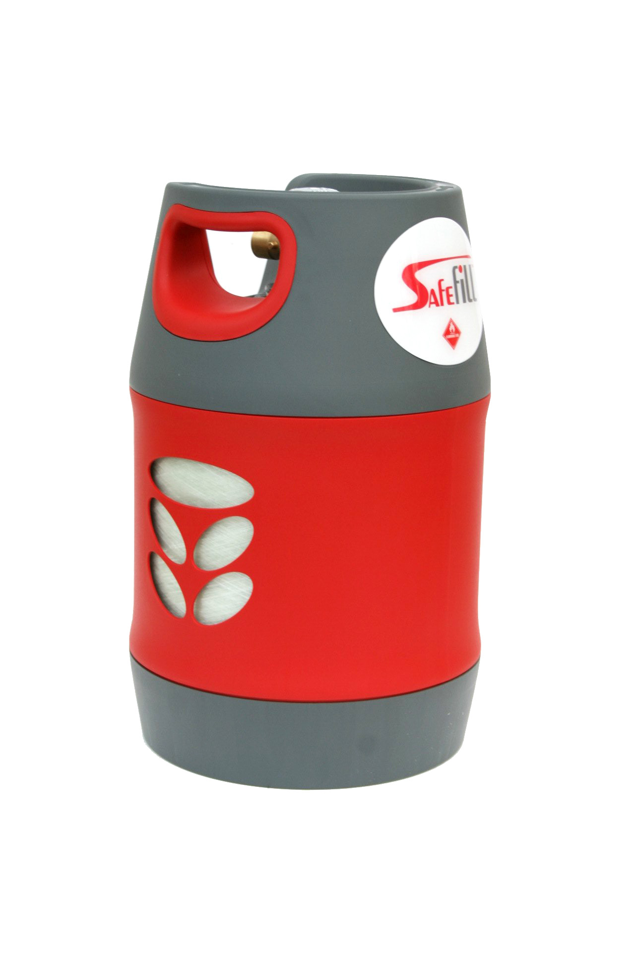 Safefill 7.5 kg refillable Propane cylinder