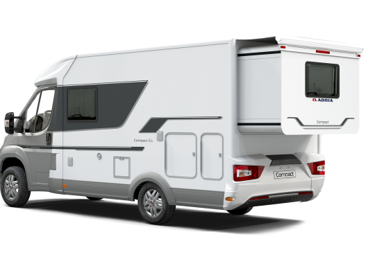 ADRIA Compact Slide Out Motorhome Image