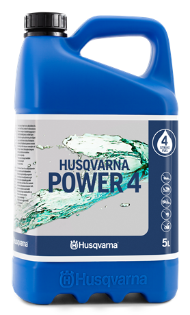 Husqvarna Power 4T Fuel - 5lt Image