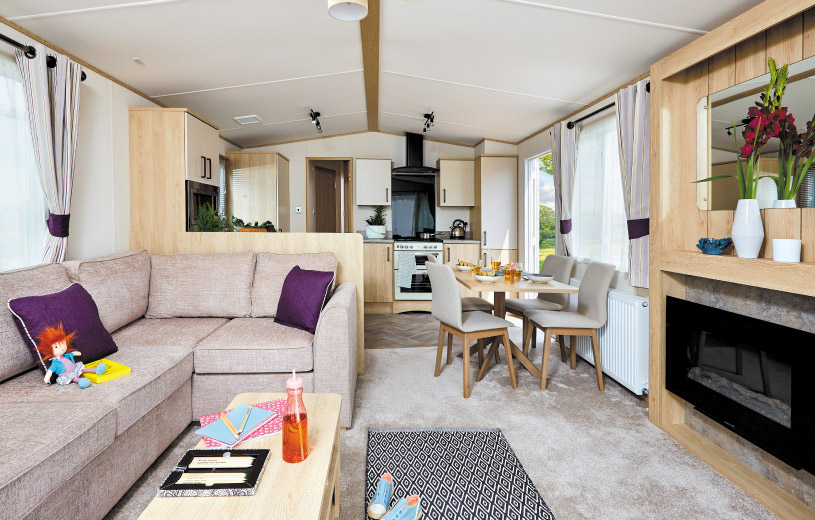 ABI The Sunningdale 36 x12 2b Holiday Home Image