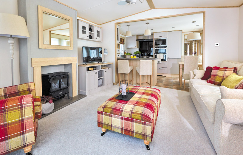ABI The Westwood 44 x 13 2b Holiday Home Image