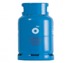 BP Gas steel 13 kg refillable cylinder