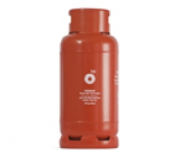 BP Gas steel 19 kg refillable cylinder