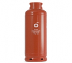 BP Gas steel 47 kg refillable cylinder