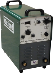 Oxford MULTI-ARC portable  CC/CV   MIG + TIG + ARC dual voltage 110V/230V Image