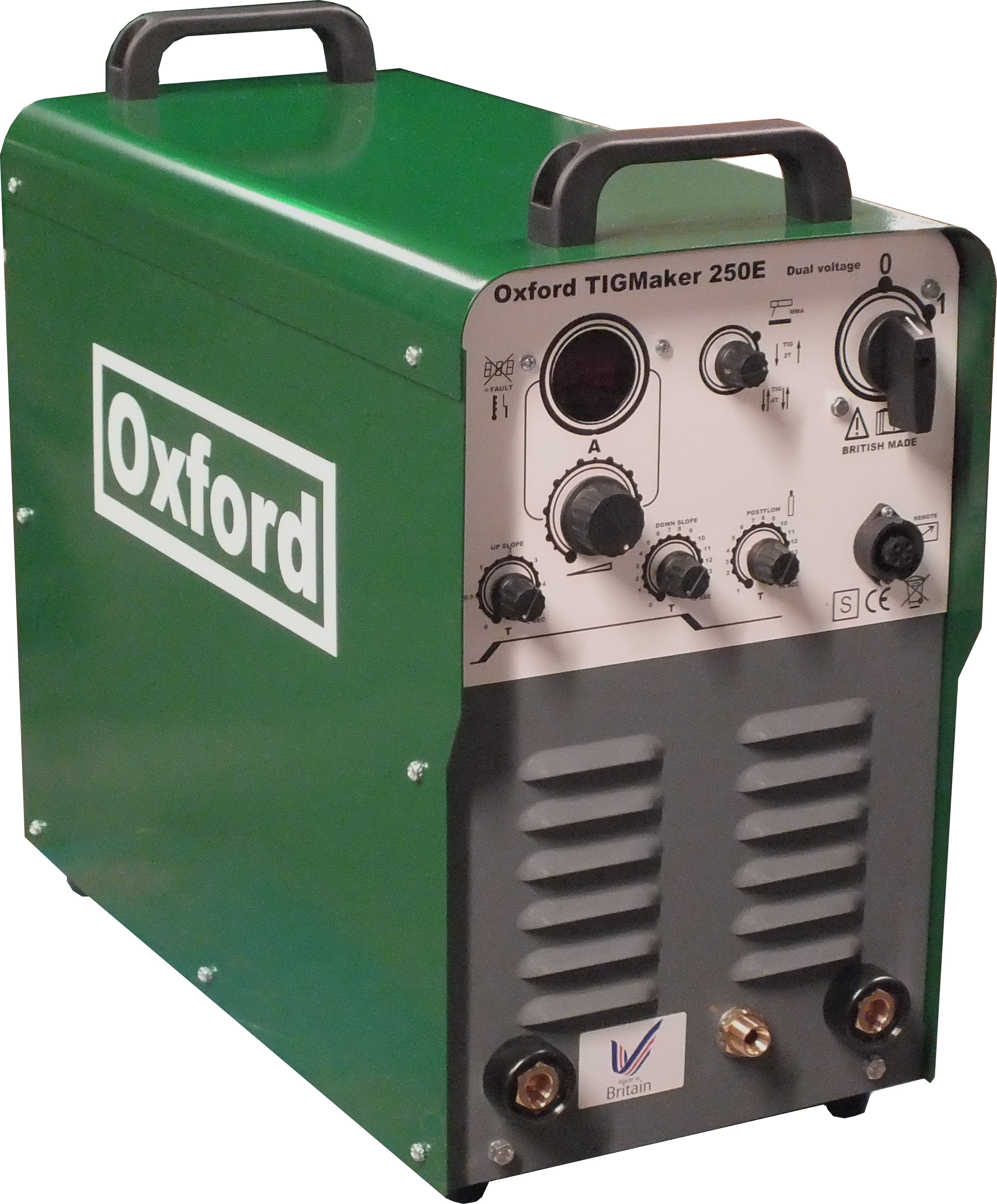 Oxford  TIGMaker 300E dual voltage 400V 3 phase