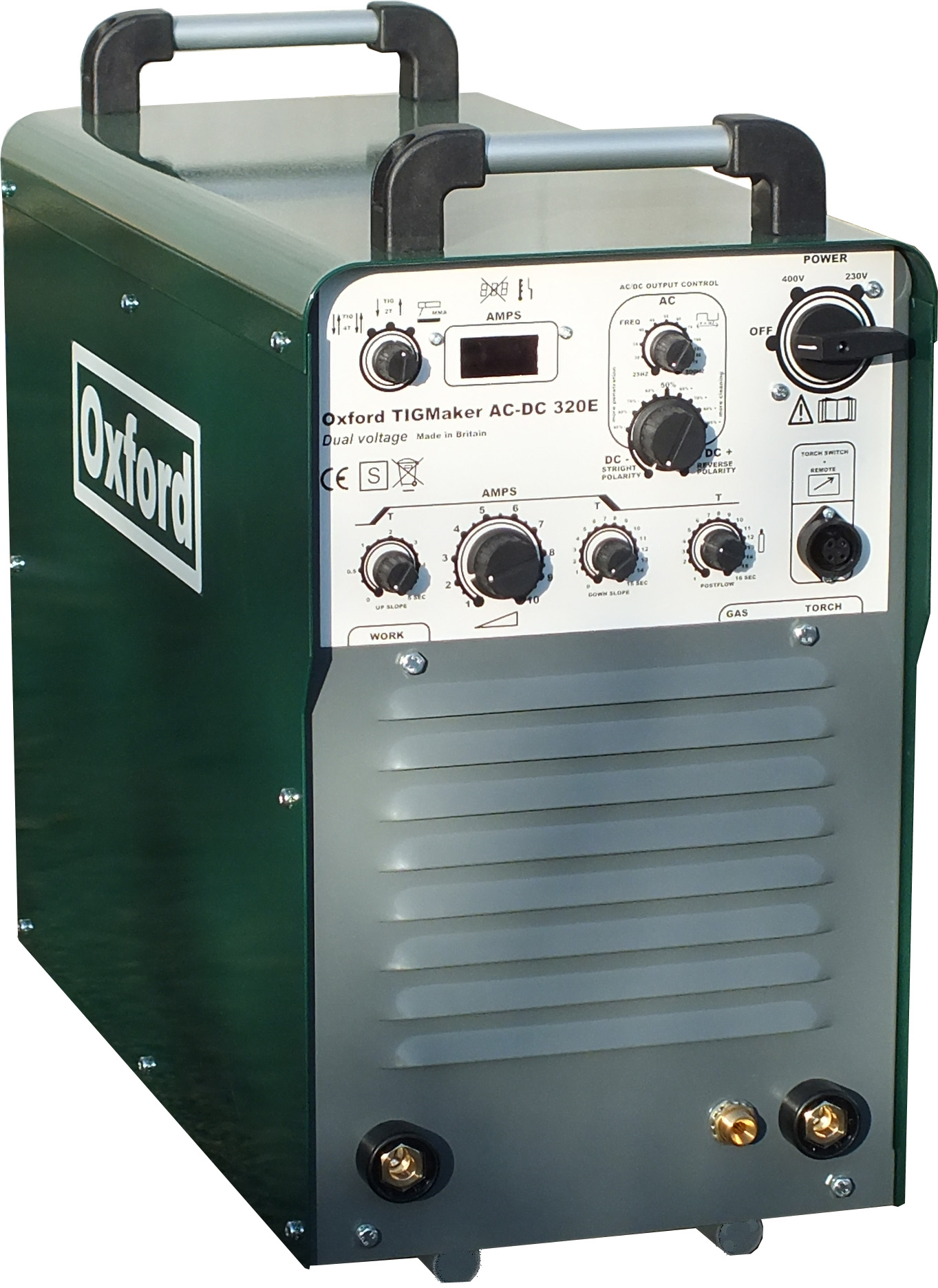 Oxford  TIGMaker 330E dual voltage 230V/400V