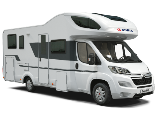 ADRIA Coral XL Axess Motorhome Image