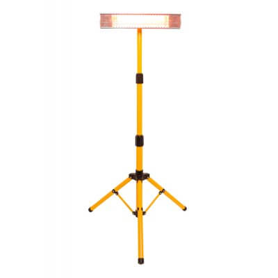 Cinders Yellow Tripod for Quartz Patio Heater Image