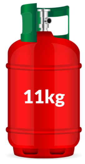 YORKSHIRE GAS 11kg Propane Patio Gas Cylinder Image