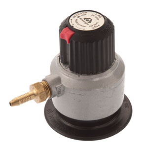 An Image of 0-2 Bar High Pressure Butane Gas Regulator