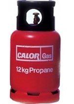 Calor Gas 12kg FLT refillable cylinder Image