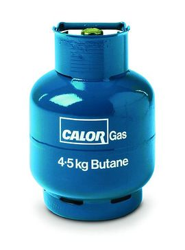 Calor Gas 4.5 kg refillable cylinder  Image