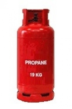 Portable Gas 19kg Propane refillable cylinder Image