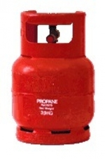 Energas 3.9 kg Propane refillable cylinder Image