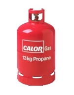 Calor Gas 13kg refillable cylinder Image