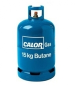 Calor Gas 15kg refillable cylinder Image
