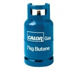 Calor Gas 7kg refillable cylinder Image
