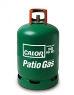 Calor Gas patio 13kg refillable cylinder Image