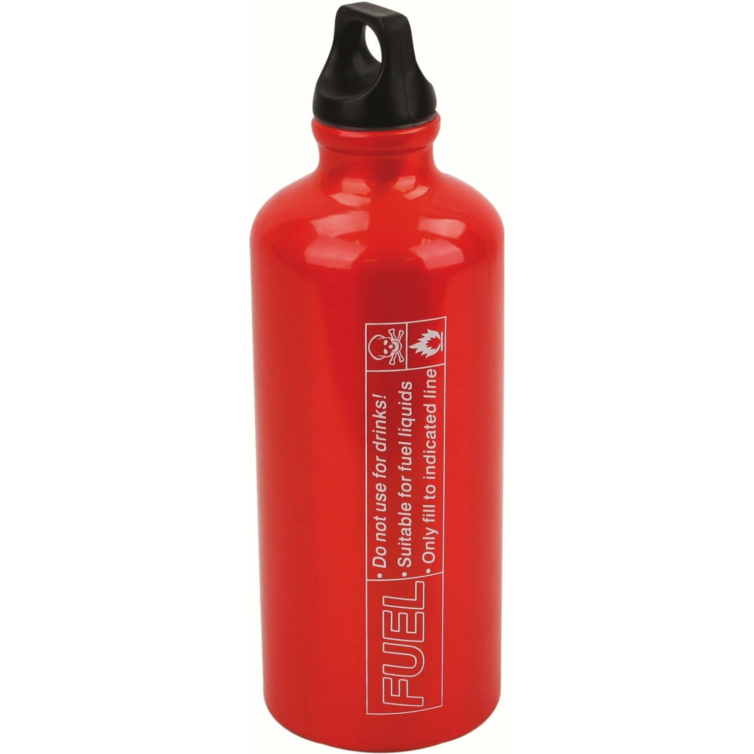 Highlander aluminium fuel bottle Image