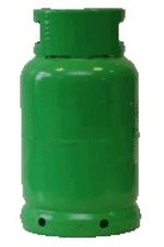Norgas (North West) 11 kg patio gas cylinder Image