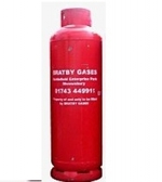 Bratby Gases (Shropshire) 47 kg refillable cylinder Image