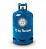 Rose Gas (Kent & Sussex) 13 kg refillable cylinder Image