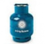 Rose Gas (Kent & Sussex) 4.5 kg refillable cylinder Image