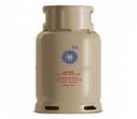 BP Gas steel 13 kg refillable cylinder Image