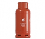 BP Gas steel 19 kg refillable cylinder Image