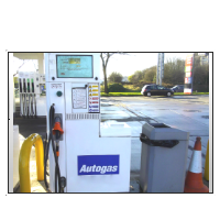 Autogas filling station