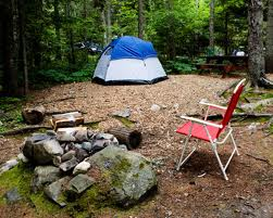 Find LPG for camping