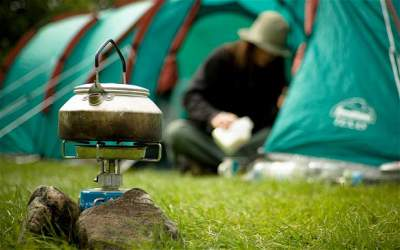 Dust off the barbecue, Why? Find out on Camping Gas